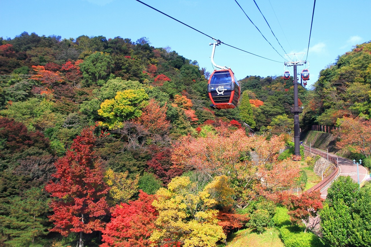 A Pleasure to Visit All-Year-Round: The Kobe Nunobiki Herb Garden ...