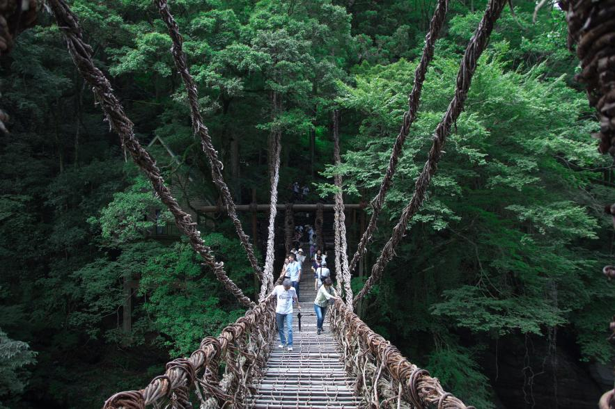 A Trip To Iya Valley – Discover The Unspoiled Nature Of Shikoku