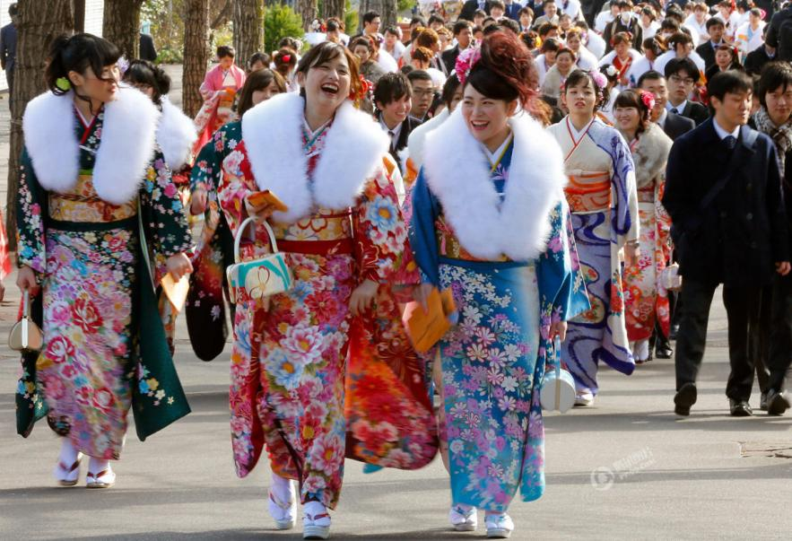 Seijin-shiki:  How to Celebrate Entry to Adulthood in Japan
