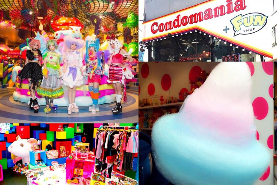 Top 5 Funky Things To Do In Harajuku