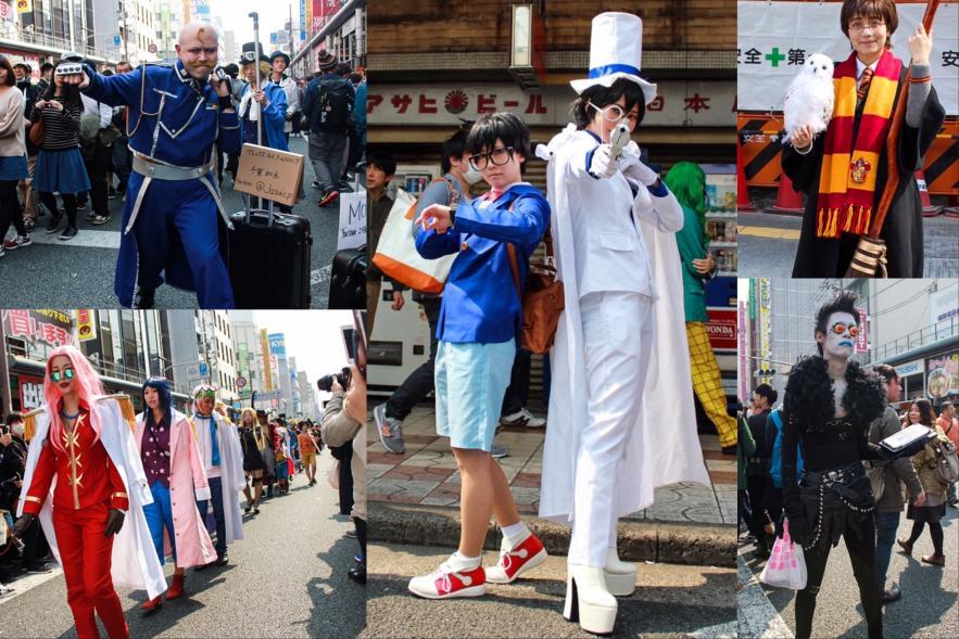 Nipponbashi Street Festa 2017 - Best Cosplayers: Part 1