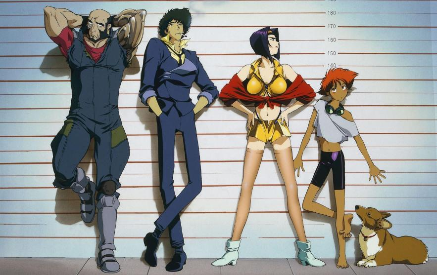 Cowboy Bebop Live Action Show In The Works